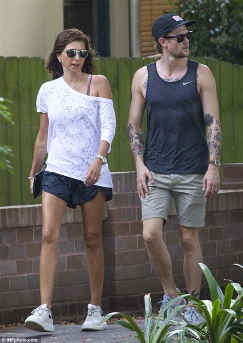 jodhi meares rumoured new husband nicholas finn displays