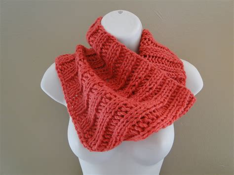 knitting pattern scarf circular needle ruby knits cowls and cakes