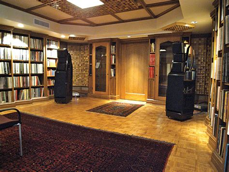 Listening Room by Listening Rooms Studio Design Gallery Best