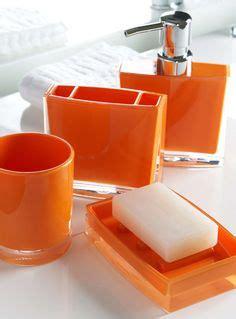 burnt orange bathroom accessories orange bathrooms on pinterest burnt orange bathrooms