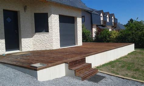 terrasse maison terrasse en bois pour maisons terrasse bois pour maisons