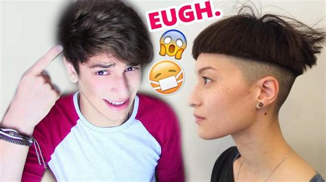 what hairstyles do guys hate worst girl hairstyles that guys hate youtube