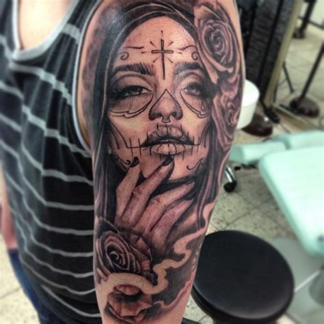 40 catrina tattoos collection