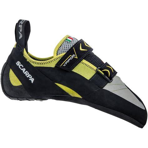 scarpa vapor  xs edge climbing shoe backcountrycom