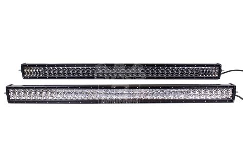 40 Rigid Led Light Bar Rigid Industries 40 Quot E Series Vs 40 Quot E2 Road Led Light Bars