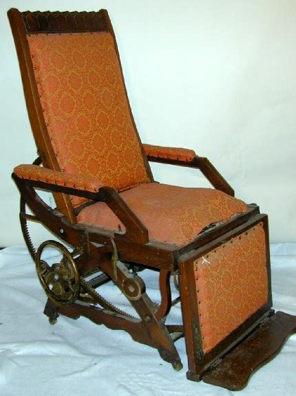 Mechanical Chair by Furniture
