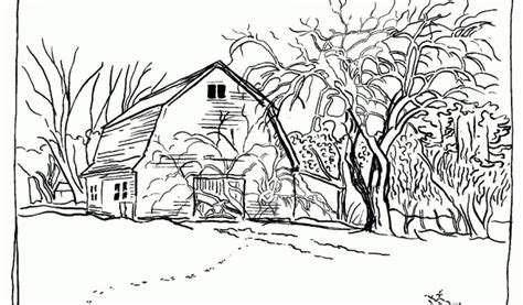 landscape coloring books for adults free coloring pages landscapes az coloring pages