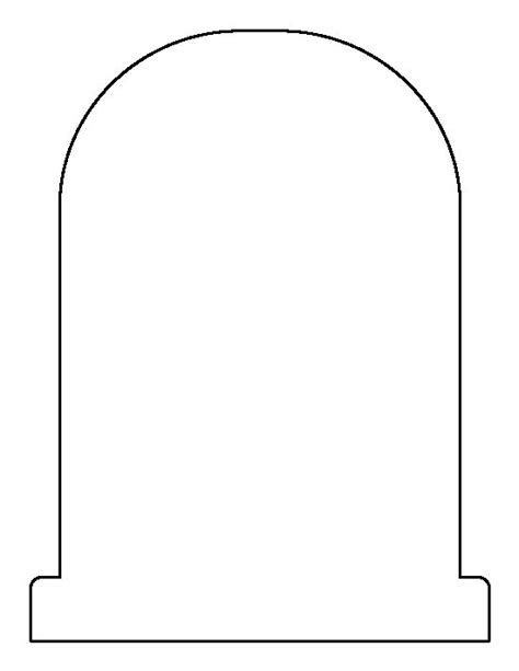 tombstone templates for image gallery large tombstone template