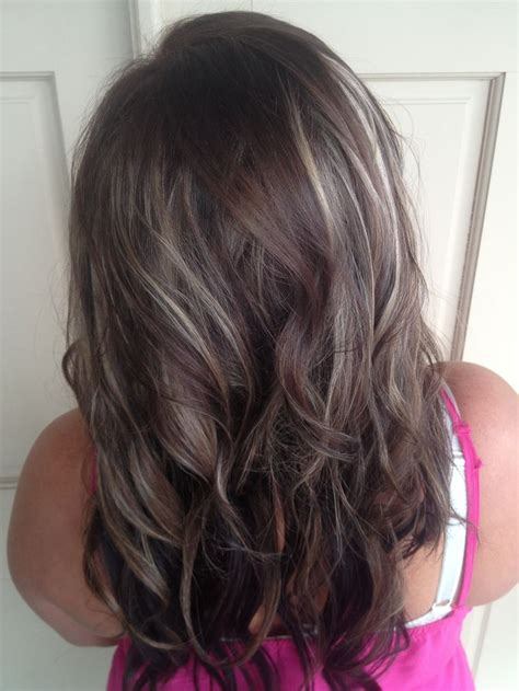 silver brown hair with highlights 69 best grey hair images on pinterest grey hair going