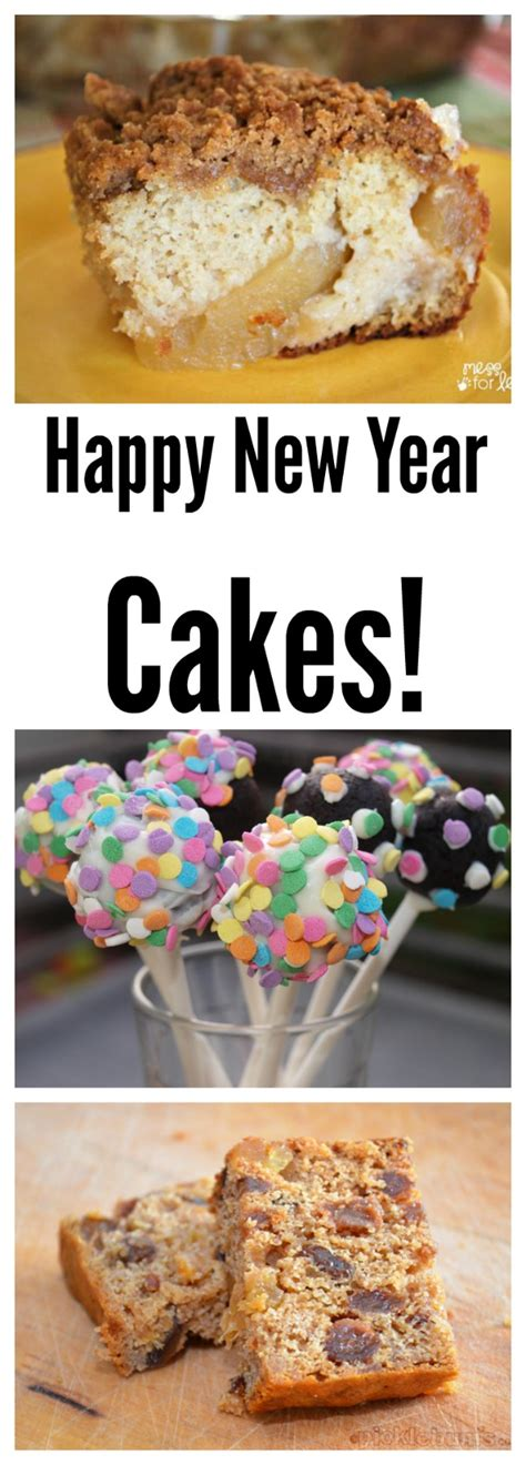 how to make a new year cake create a new tradition happy new year cake the