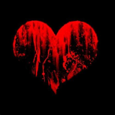 bloody heart wallpaper wallpapersafari