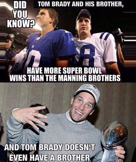 Brady Manning Memes - 2561 best images about funny shit on pinterest gary