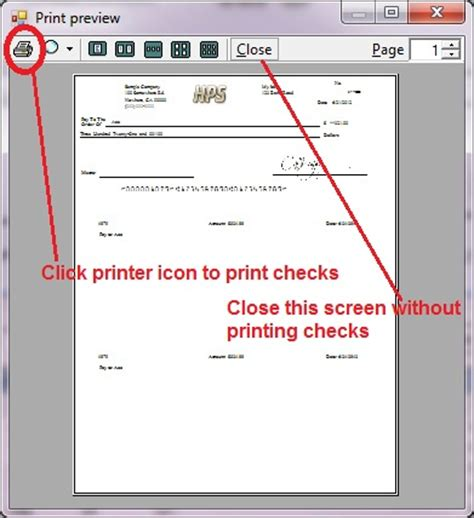 How For Background Check How To Print Quickbooks Checks On Blank Check Paper