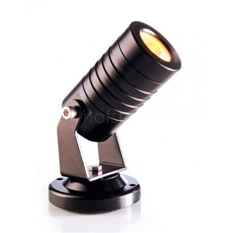 Lu Led Nerolight deko light mini faretto per esterno led nero 730238