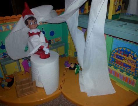 elf dolls house easy fun elf on the shelf ideas