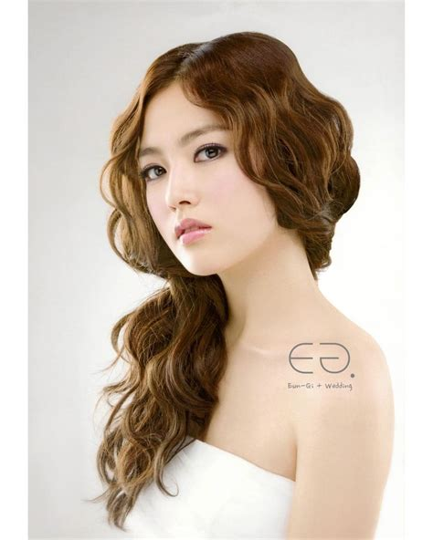 bridal hairstyles singapore 1000 images about korean bridal make up and hair styling