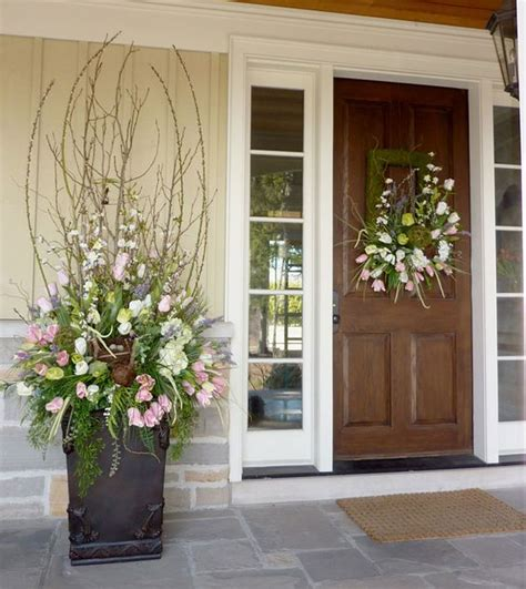 entryway d 233 cor ideas entryway inspiration pottery barn large urn planters large rustic metal planter urn free