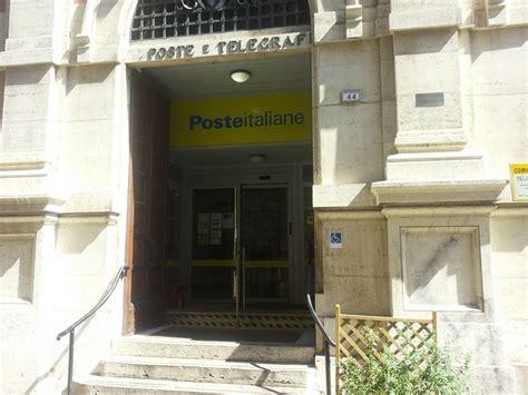 ufficio postale 3 uffici postali chiusi nei pomeriggi di agosto servizio