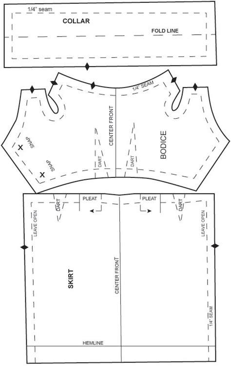 dress pattern making pdf barbie sheath pattern sewing and pattern