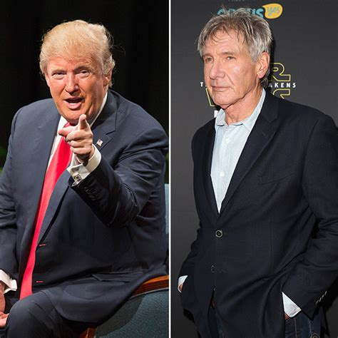 harrison ford republican harrison ford s donald air one slam fans