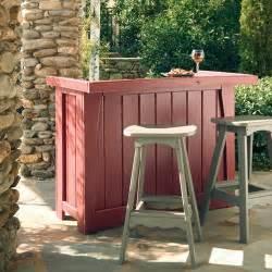Diy Outdoor Bar Table Diy Outdoor Bar Furniture Diy Craft Projects