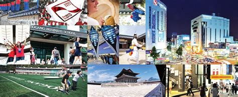 Mba Programs In Korea by Sogang Business School Sogang In South Korea