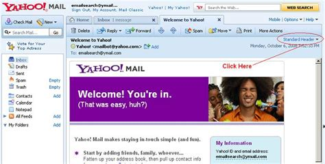 email yahoo lookup email tracing email search org