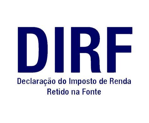 qualicorp com br imposto de renda ano 2016 empresas dever 227 o entregar dirf 2017 at 233 15 de fevereiro