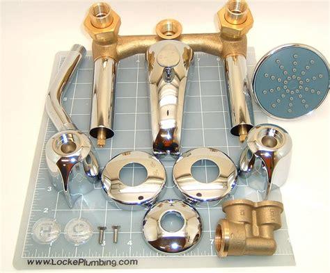 gerber bathtub faucet repair gerber 46 520 83 six inch two handle tub and shower faucet