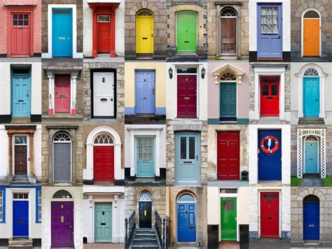 Cute Apartments decide on the best shade for your front door decor10 blog