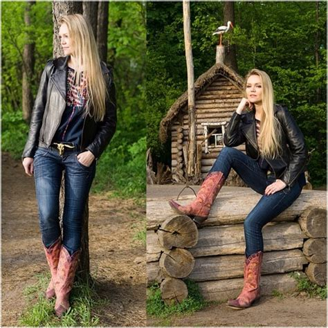 how to wear cowboy boots fashion boots style how and what to wear with them the
