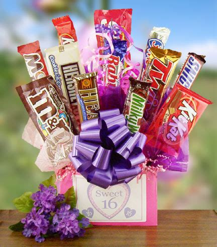 sweet gifts for sweet sixteen birthday gift ideas