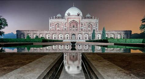 humayuns tomb monument freshly renovated bed chai blog
