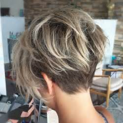 hair cuts seen from the back 25 best ideas about short haircuts on pinterest pixie