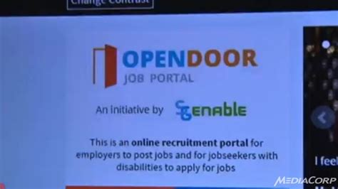Search For Disabled Open Door Portal Makes Search Easy For Disabled Hr In Asia