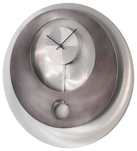 modern pendulum wall clock lighting 3710180 vendome pendulum wall clock modern