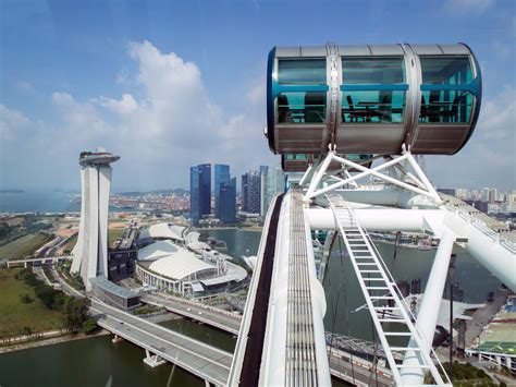Singapore Flyer E Ticket ファイル singapore flyer at the top jpg