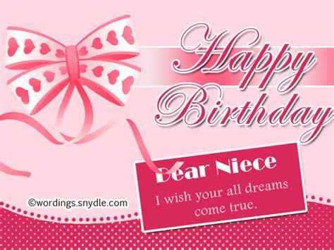 Happy Birthday Wishes For A Niece Happy Birthday Wishes For Niece Niece Birthday Messages