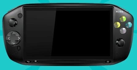 magic media i5: handheld android game console with mtk6589
