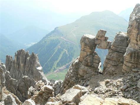 lade da montagna forcella dei camosci rifugio torre di pisa passo peago