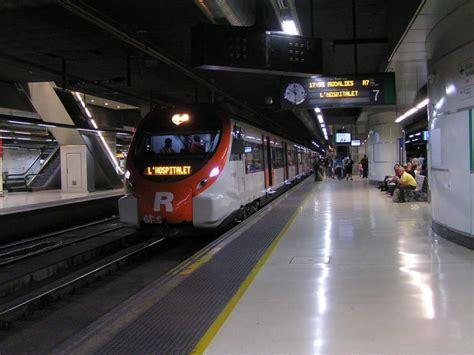 tren cama sevilla barcelona una persona fallece atropellada en una estaci 243 n de tren de