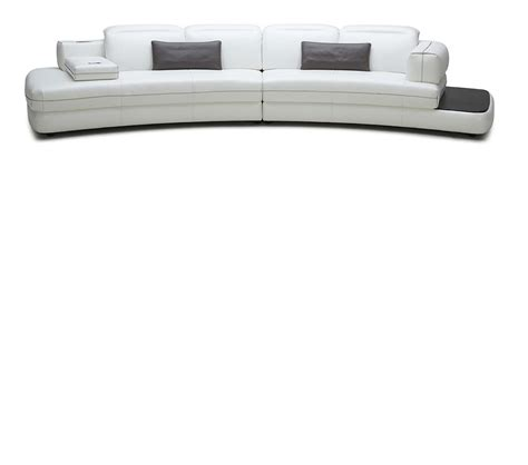 couch with speakers dreamfurniture com magnolia white full leather sofa