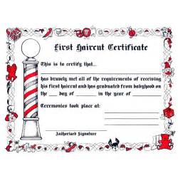 haircut certificate template haircut certificate 12ct capelli