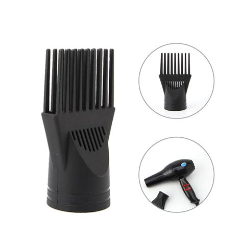 Hair Dryer Diffuser Comb black professional hairdressing salon hair dryer diffuser collecting wind comb in