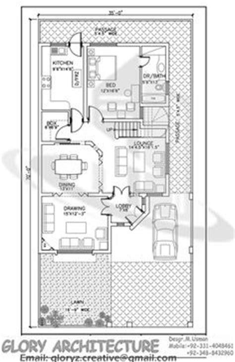 house map drawing 7 marla house plan 1800 sq ft 46x41 www modrenplan house plan