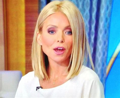 hair color kelly ripa uses kelly ripa s new haircut love it hairstyles pinterest