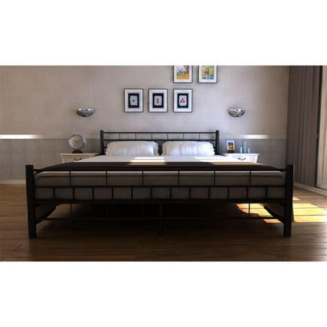 la boutique en ligne lit m 233 tal 140 x 200 cm moderne