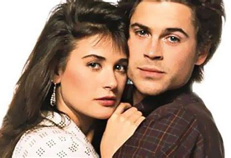 photo gallery demi moore 1986 2008: spot the difference
