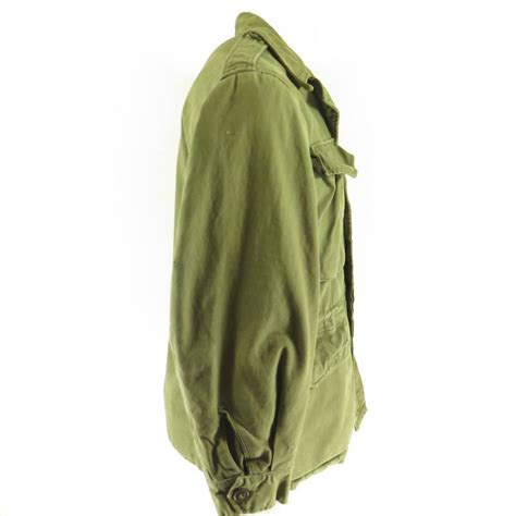 Jaket Parka Pria Hrcn Unknown Army Green H 2027 Bahan Baby Canvas vintage 40s m 43 wwii army field jacket 36 issued
