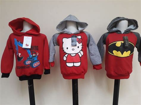 Sweater Anak Lucu Murah Hangat Jaket Anak Lucu jaket anak murah bandung baju3500